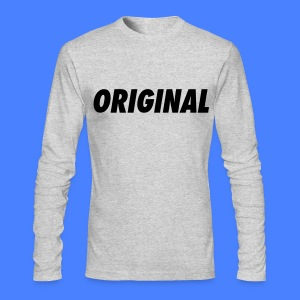 Original Long Sleeve Shirts - stayflyclothing.com - Men's Long Sleeve T-Shirt by Next Level