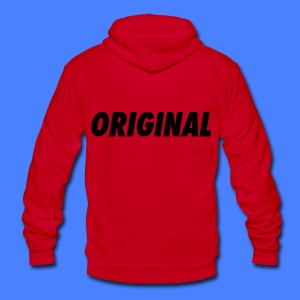 Original Zip Hoodies/Jackets - stayflyclothing.com - Unisex Fleece Zip Hoodie by American Apparel