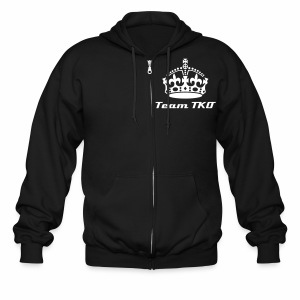 Team TKO Zip Sweatshirt  - Men's Zip Hoodie