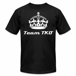Team TKO Jersey Shirt V-2  - Men's T-Shirt by American Apparel