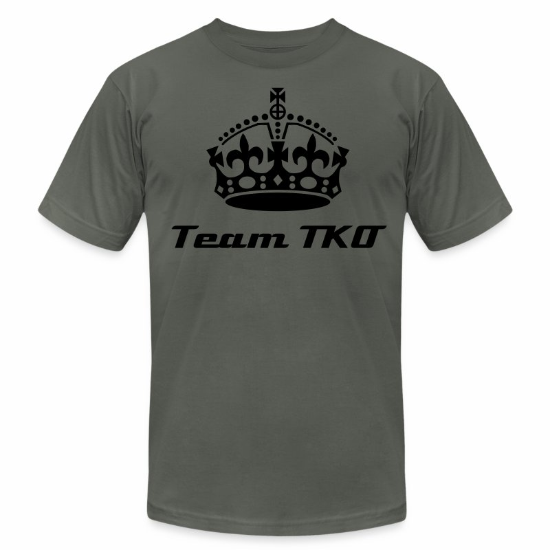 Team TKO Jersey Shirt  - Men's T-Shirt by American Apparel