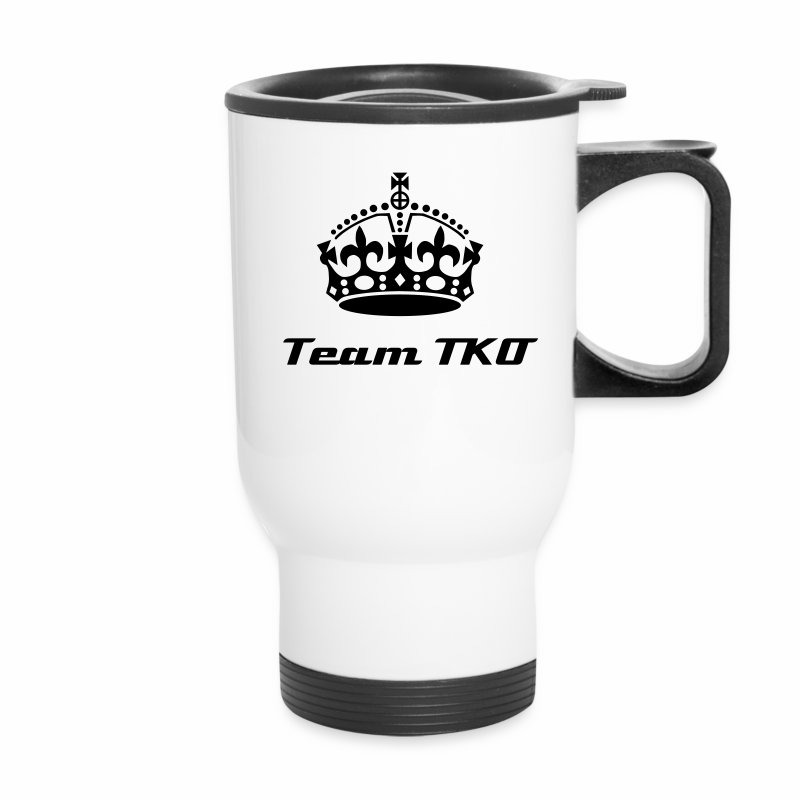Team TKO Crown Coffee Mug  - Travel Mug