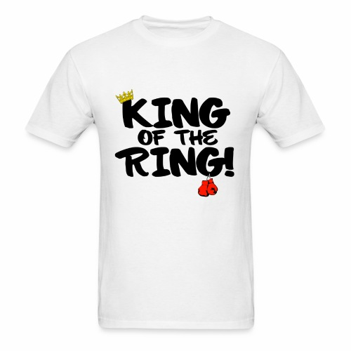 King of the Ring Shirt V-2 - Men's T-Shirt