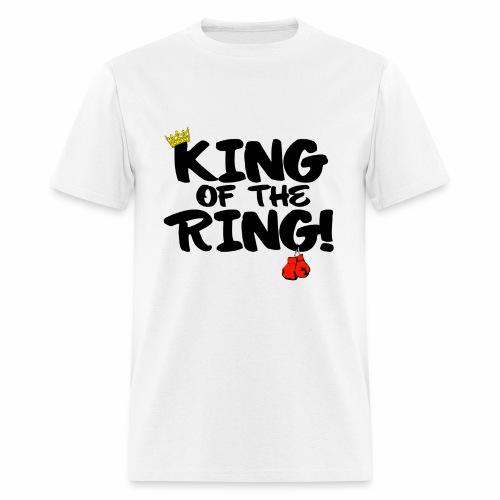 King of the Ring Shirt V-2 - Men's T-Shirt