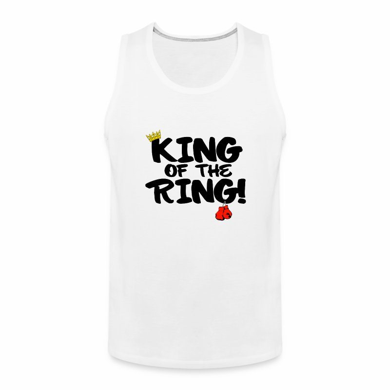 King of the Ring Tanktop - Men's Premium Tank
