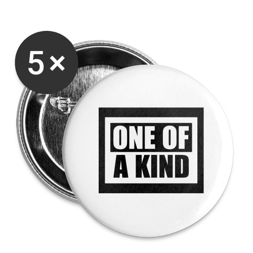 GD One Of A Kind Buttons - Large Buttons