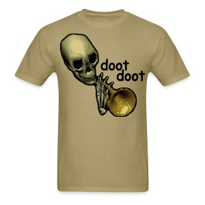 Skull Trumpet Light Men's Shirt - Men's T-Shirt