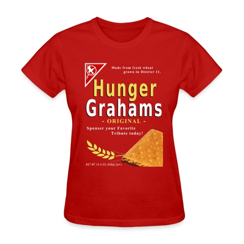 Hunger Grahams - Women's T-Shirt