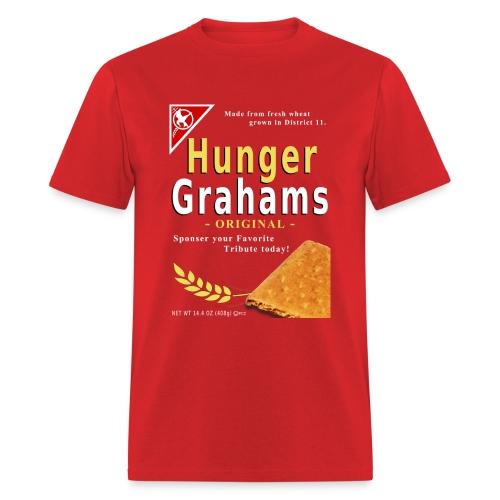 Hunger Grahams - Men's T-Shirt