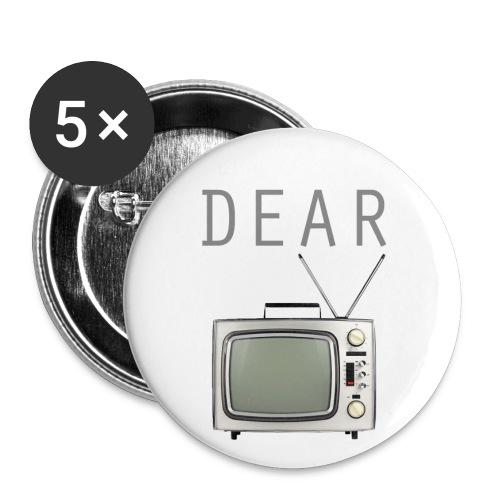 Tablo Dear TV Buttons - Large Buttons