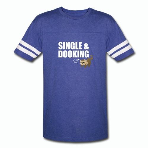 Single & Dooking - Vintage Sport T-Shirt