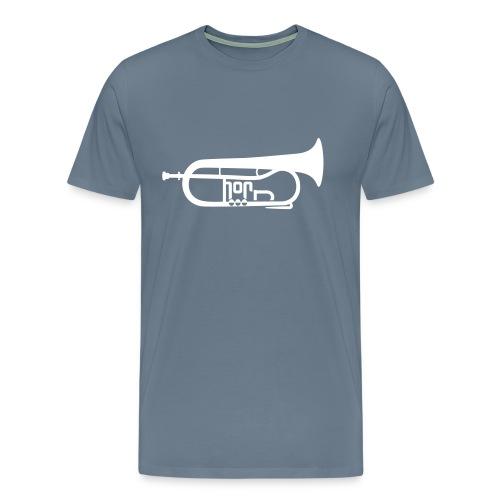The Winghorn - Men's Premium T-Shirt