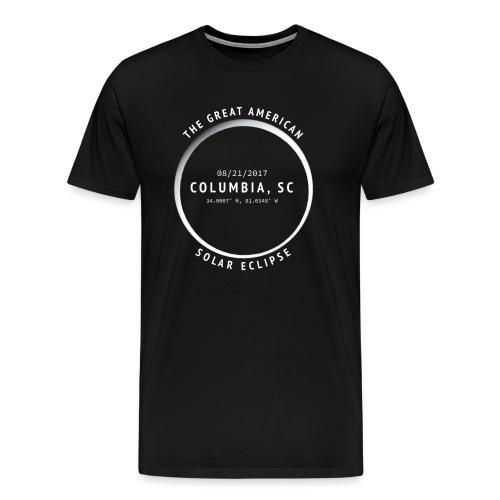 Eclipse 2017 Columbia SC T-Shirts - Men's Premium T-Shirt