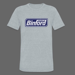 Binford Tools - Unisex Tri-Blend T-Shirt by American Apparel