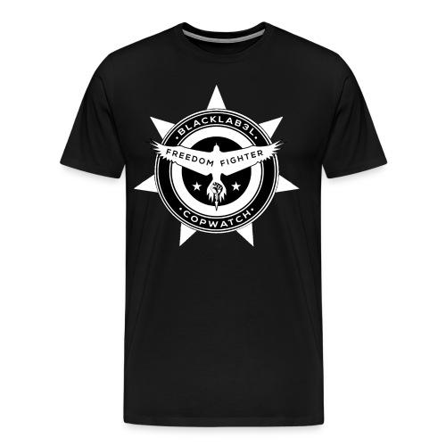 The BLACKLAB3L COPWATCH Tshirt - Men's Premium T-Shirt