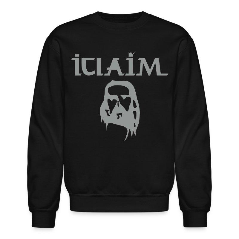 ICLAIM Crew Neck Sweatshirt - Crewneck Sweatshirt