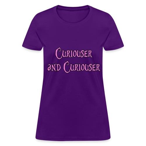 Curiouser Tee - Women's T-Shirt