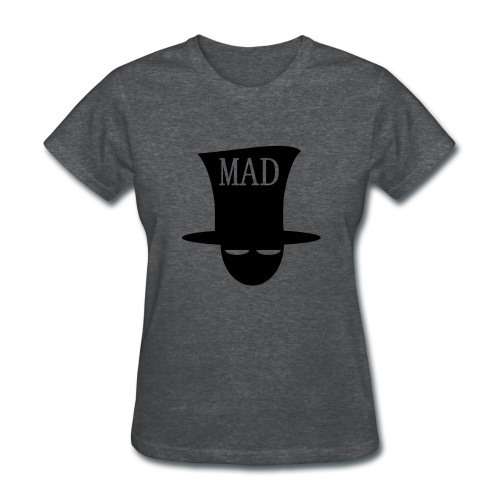 Mad Hatter Tee - Women's T-Shirt