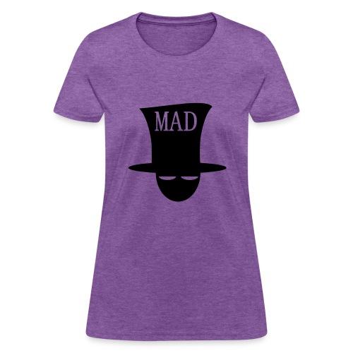 Mad Hatter Tee - Women's T-Shirt
