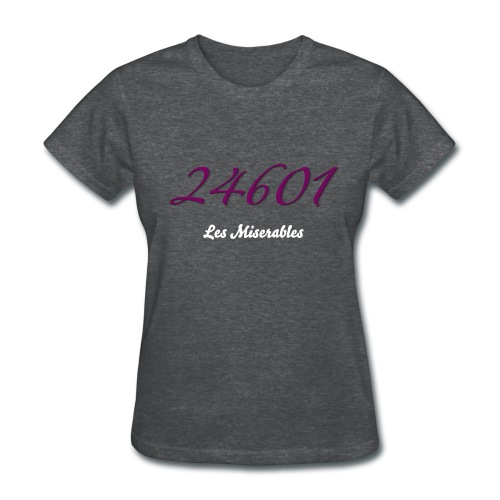 Les Miserable Tee - Women's T-Shirt