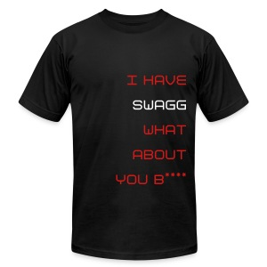 SWAGG - Men's T-Shirt by American Apparel