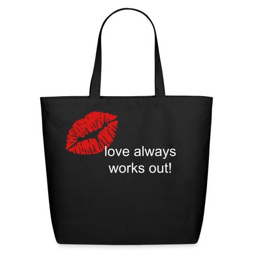lovers outfiters - Eco-Friendly Cotton Tote