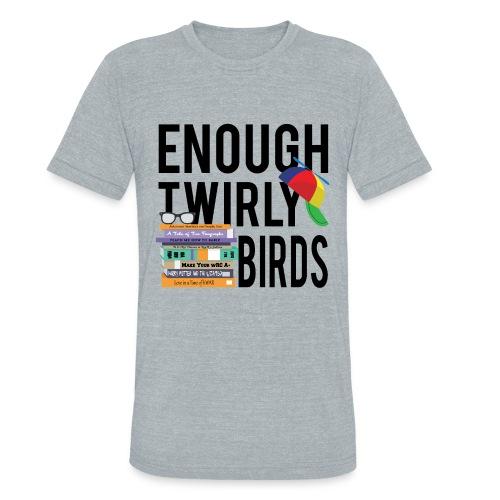 Twirly - Unisex Tri-Blend T-Shirt