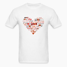 Love Heart T-Shirts