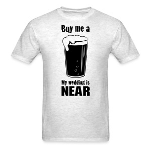 Buy Me a Beer - Men's T-Shirt