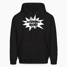Also Available In Sober Funny Design Hoodies