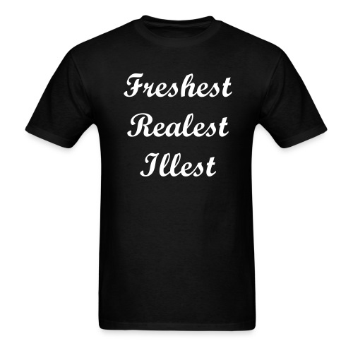 illest - Men's T-Shirt