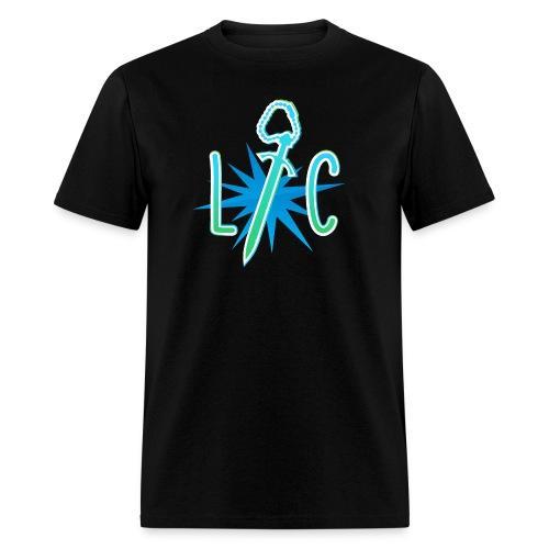 Lucky Crit Inverted Mens Tee - Men's T-Shirt