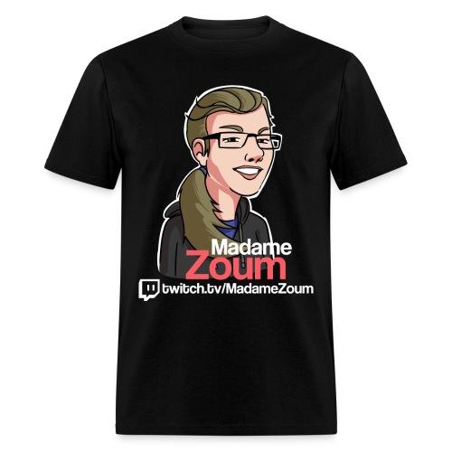 T-shirt MadameZoum - Men's T-Shirt