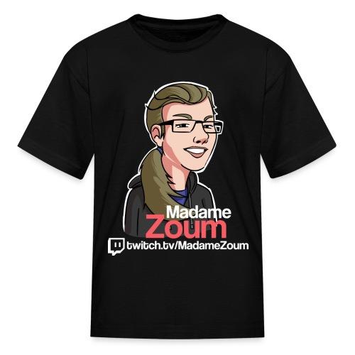 T-shirt Enfant MadameZoum - Kids' T-Shirt