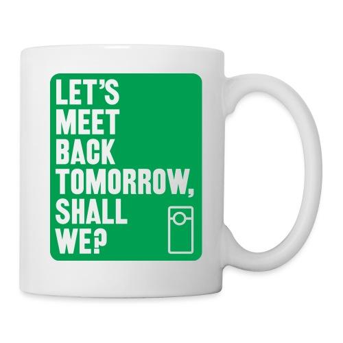 Outro Mug - Coffee/Tea Mug