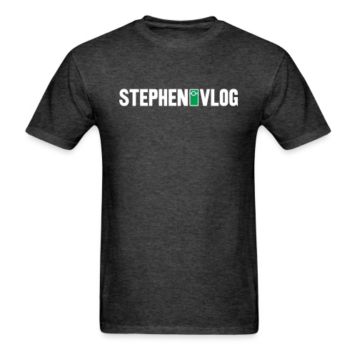 StephenVlog (Men's) - Men's T-Shirt