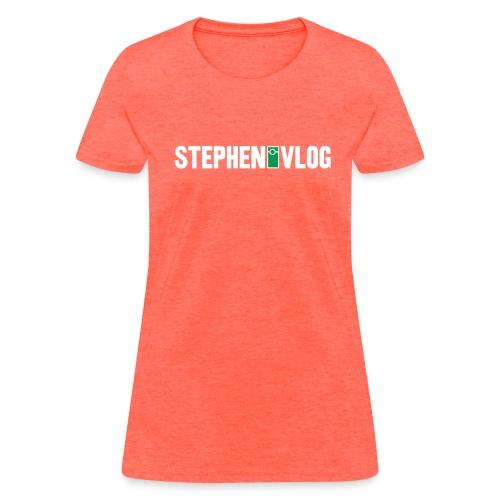 StephenVlog (Women's) - Women's T-Shirt