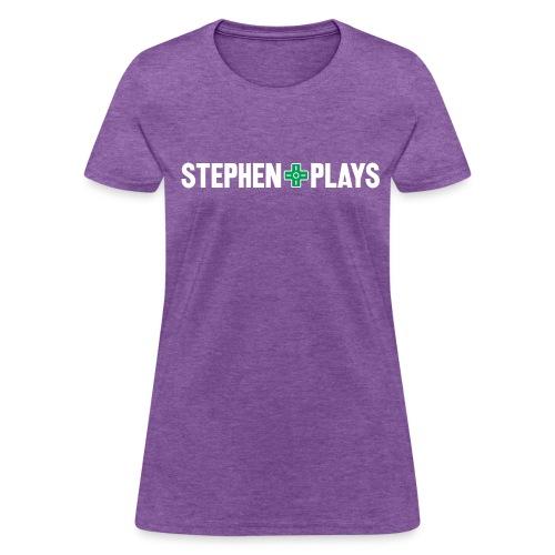 StephenPlays (Women's) - Women's T-Shirt