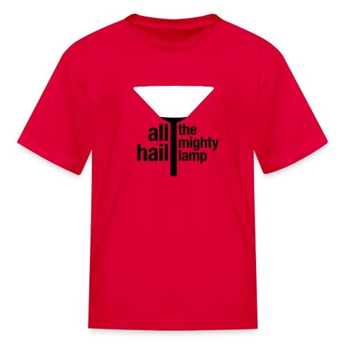 All Hail (Youth) - Kids' T-Shirt