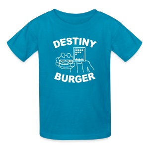 Destiny Burger (Youth) - Kids' T-Shirt