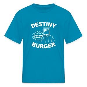 Destiny Burger (Youth) - Kids' T-Shirt