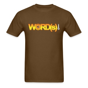 Word(s) - Men's T-Shirt