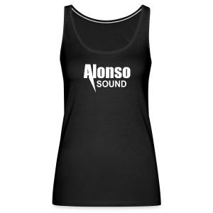 Alonso Women's Tank - Women's Premium Tank Top