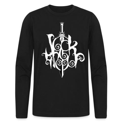 Jack LS - Men's Long Sleeve T-Shirt by Next Level