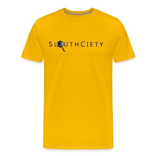 Version 2 Logo Tee - Men's Premium T-Shirt