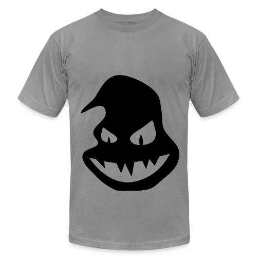 Scary ghost face - Men's  Jersey T-Shirt