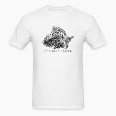 It's Complicated T-Shirts