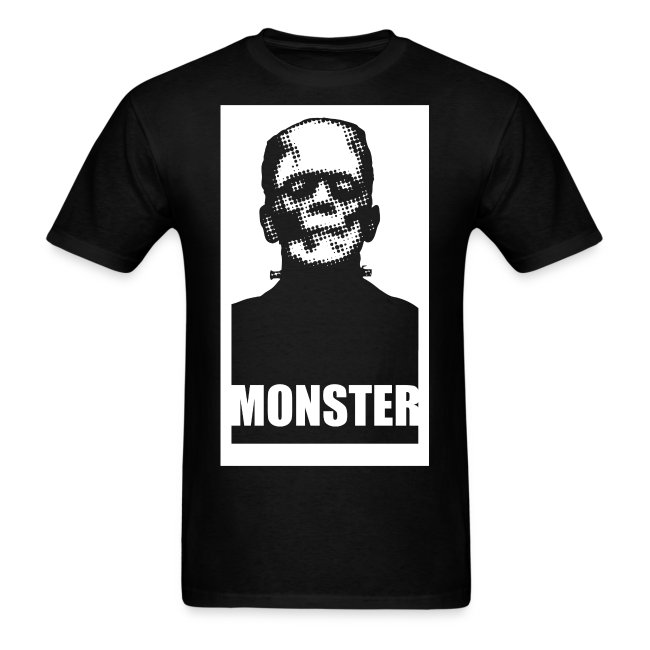 The Monster Halloween Horror Men's T Shirt