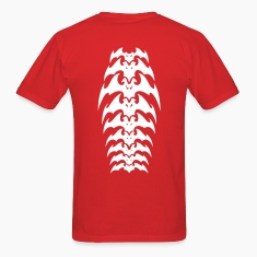 Tribal Spine T-Shirts