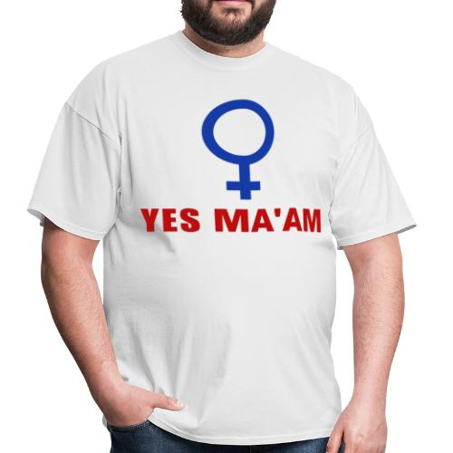 Married With Children, Yes Ma'am Shirt - Men's T-Shirt